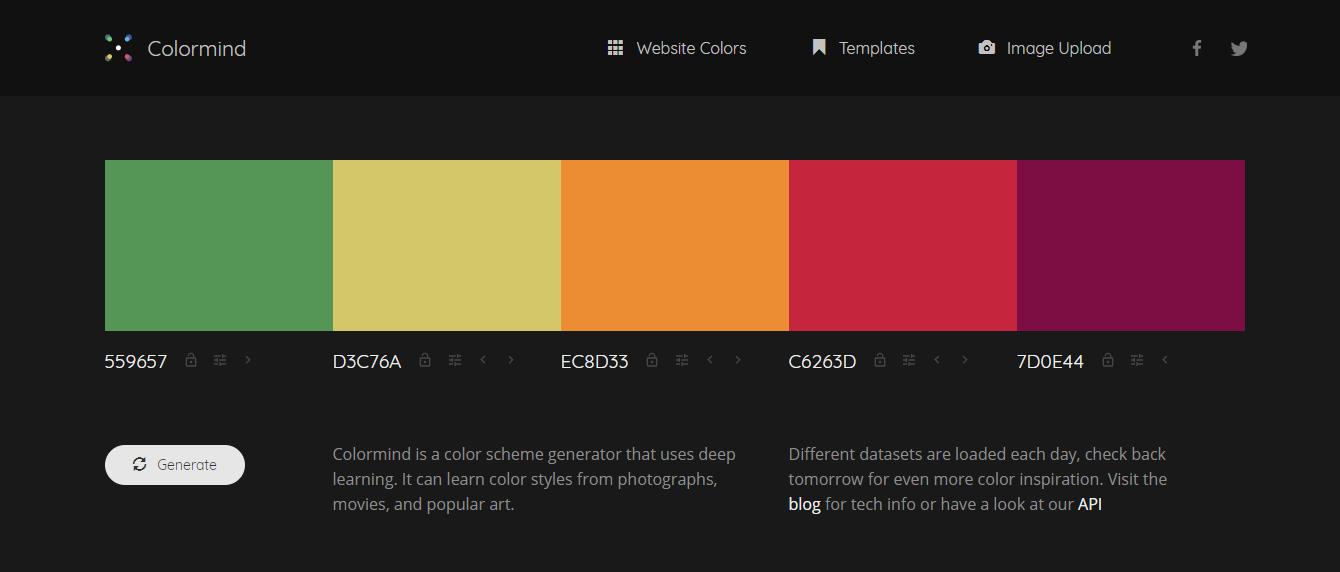color mind website