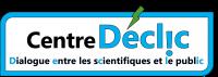 Logo Centre Déclic - vert centre blanc et fond transparent