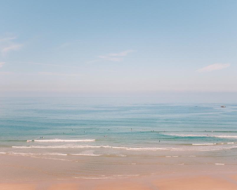 pink beach beach lombok island