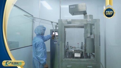 Dịch vụ sản xuất thực phẩm chức năng tại Global Hi Tech