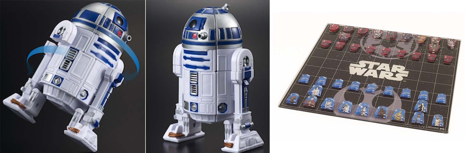 Galactic Star Wars Merch from Japan | Japan Trends on