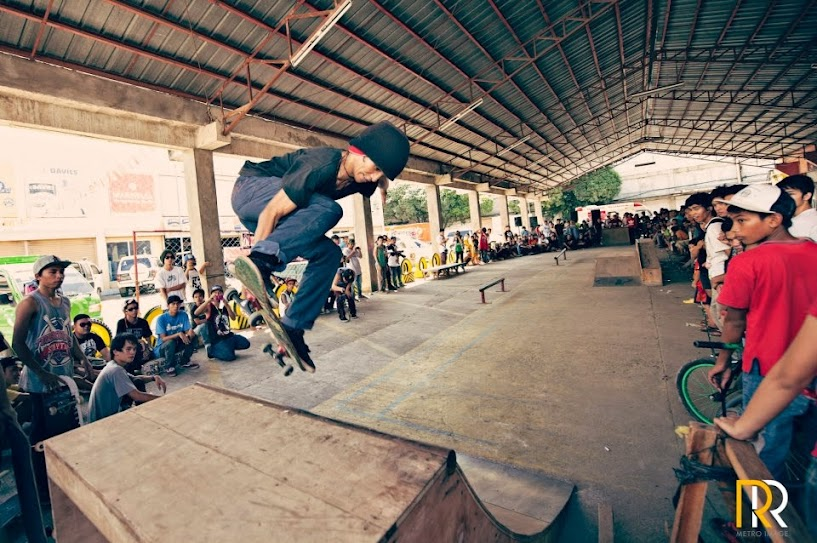 LB Supermarket and Skate Zamboanga: Summer Skate Jam in Zamboanga