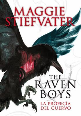 The raven boys La profecía del cuervo.jpg