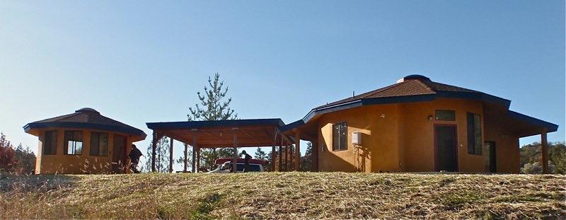 California Round House Yurt Kit