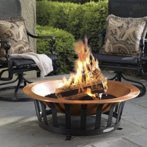 Fire Features add Drama: These features for The Ultimate Outdoor Patio will add some flare to your outdoor space and save you money.