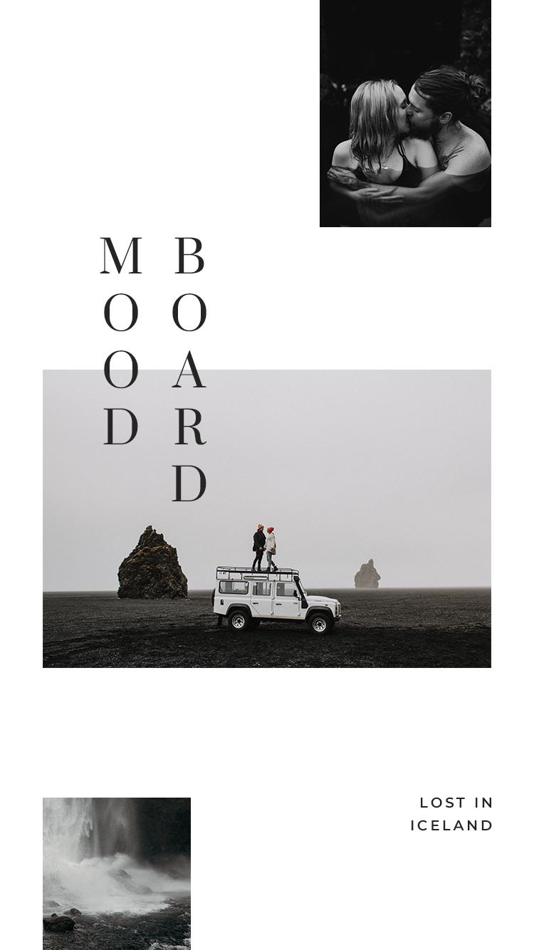 Flothemes Moodboard 1 Instagram Stories Templates