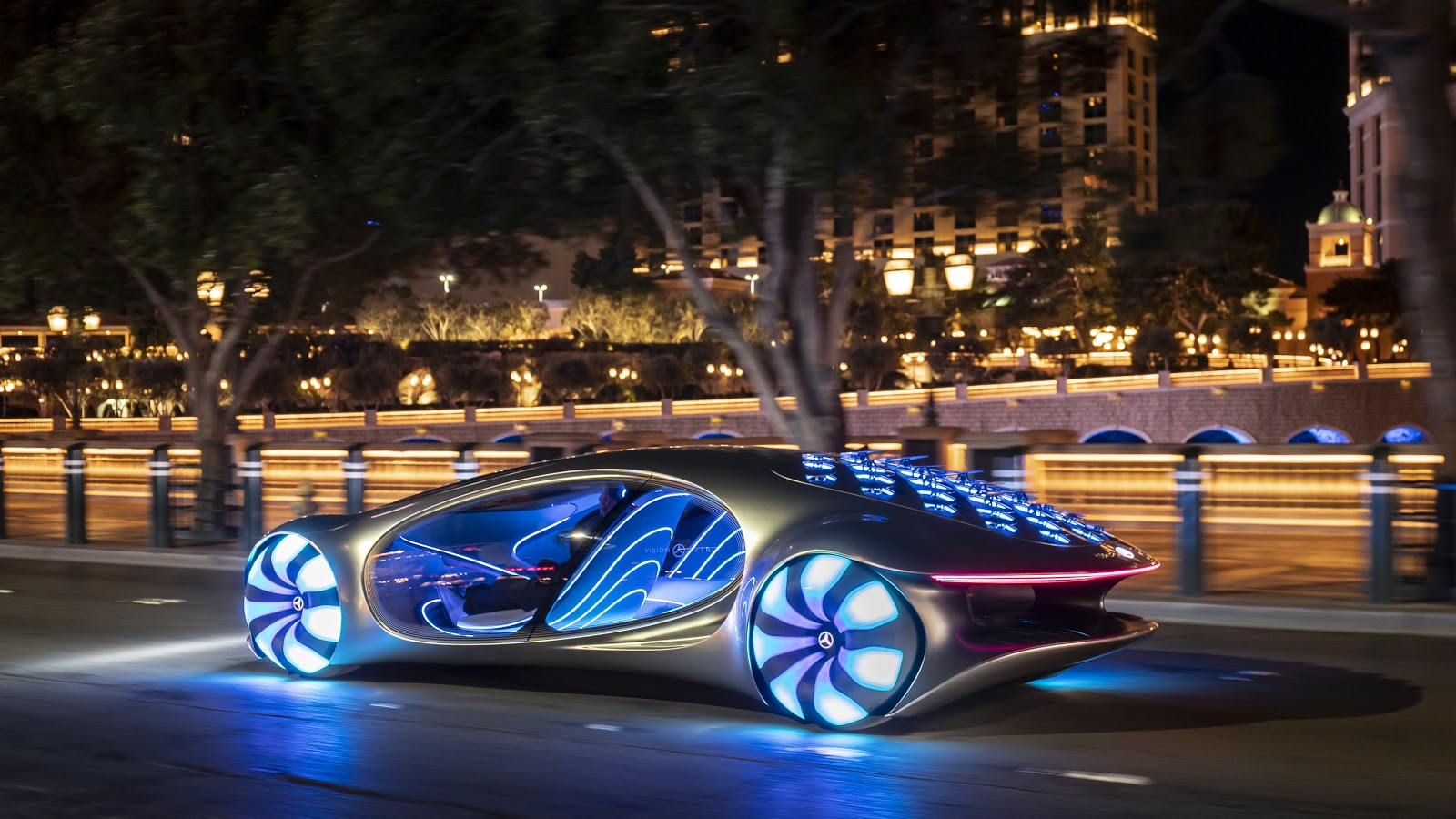 Mercedes-Benz unveiled its vision for the future of ...