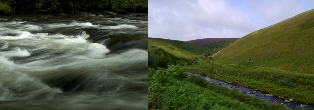 Enjoy stunning Exmoor walks with the family when you come on holiday to Devon.