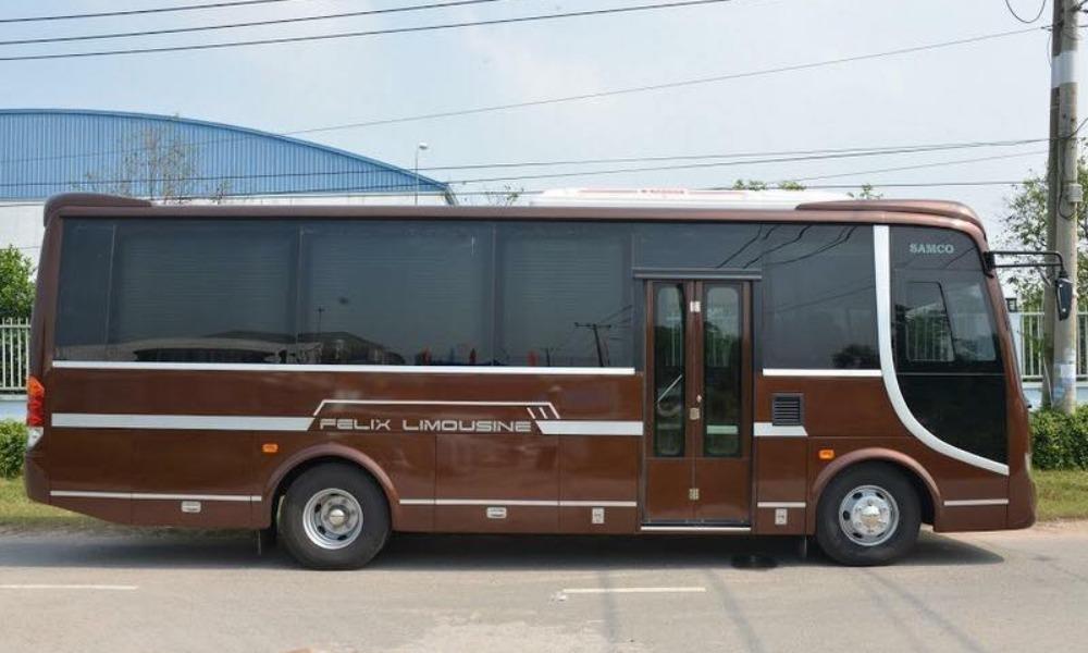 Bảo Khang Limousine đi Bắc Giang