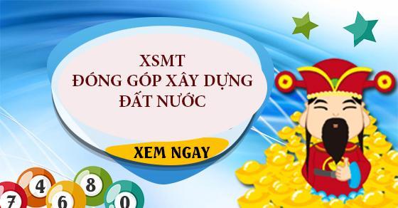 XSMT đóng góp đất nước