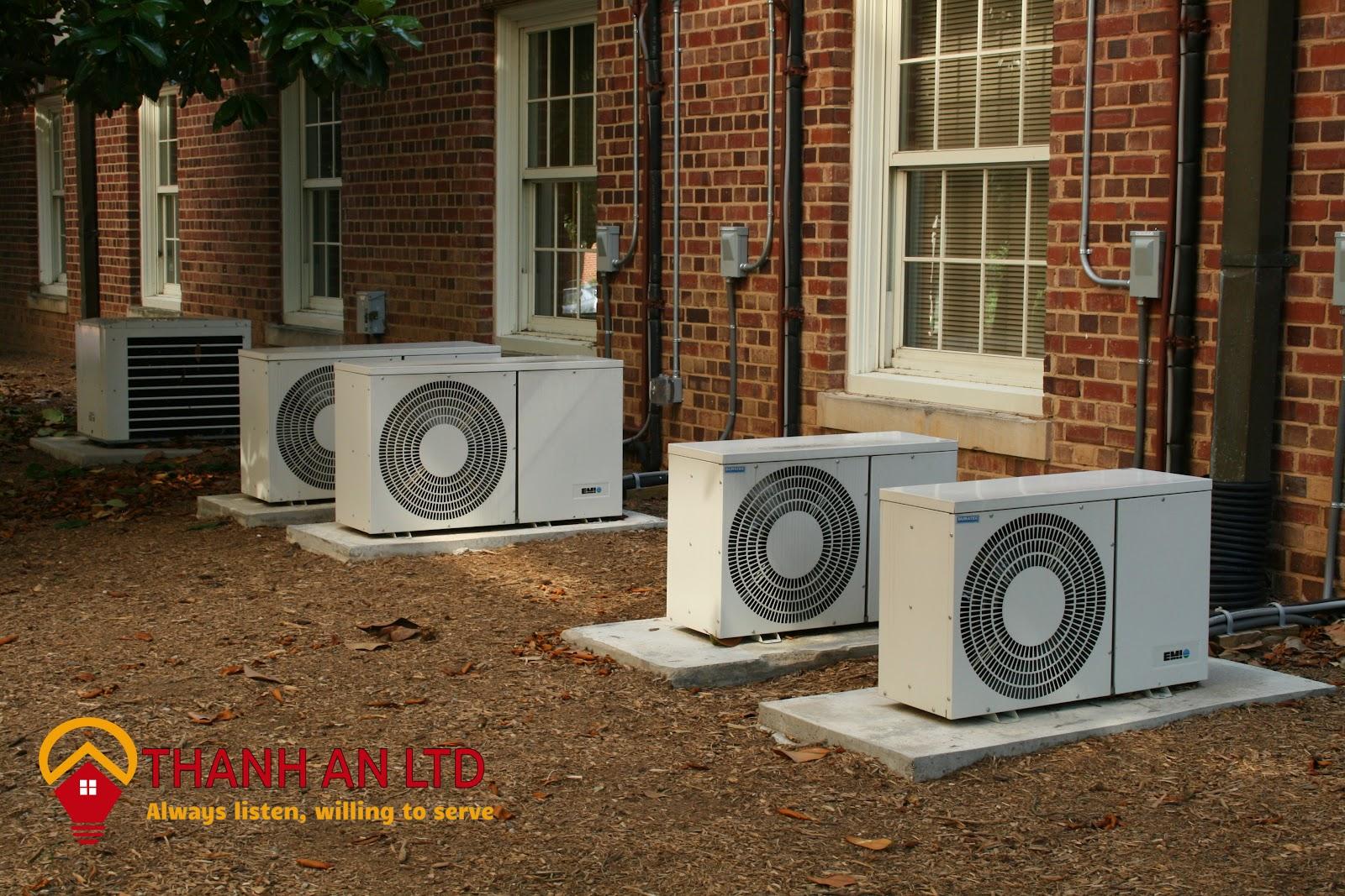 hướng dẫn bảo dưỡng máy lạnh Multi