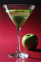 Girly Drinks Appletini