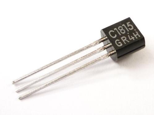 2SC1815 C1815 - 50V 0.15A