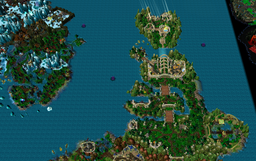 Eastern Kingdom Massive Reterrain + Argus   Brigand\'s Haven