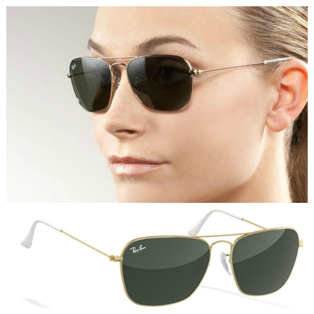 estilos de gafas ray ban mujer