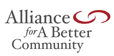 Image result for alliance for a better community logo