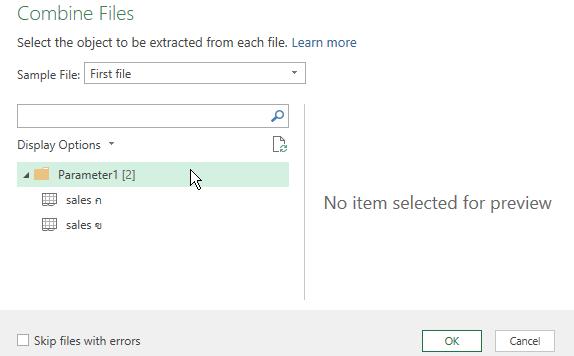 บทที่ 18 : การดึงข้อมูลจากทุก File ที่ต้องการใน Folder 13