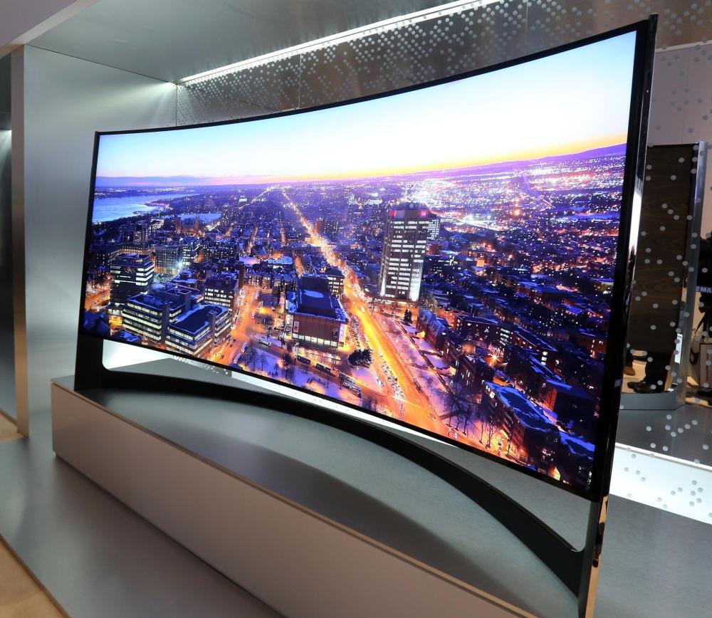 UHD-телевизор Samsung 105 дюймов / Потребитель