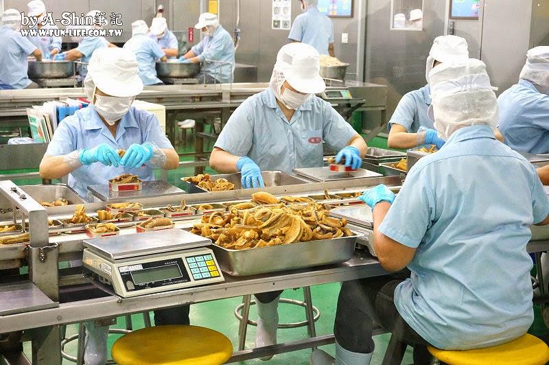宜蘭觀光工廠:東和食品工廠5