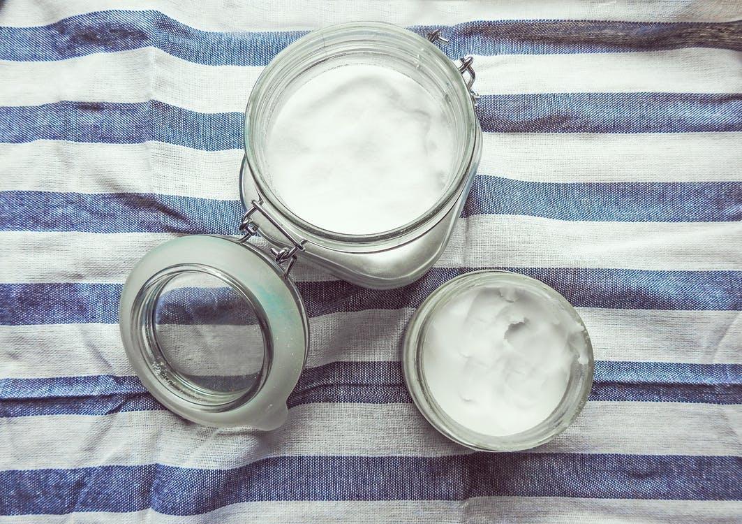 Clear Glass Hermetic Jar
