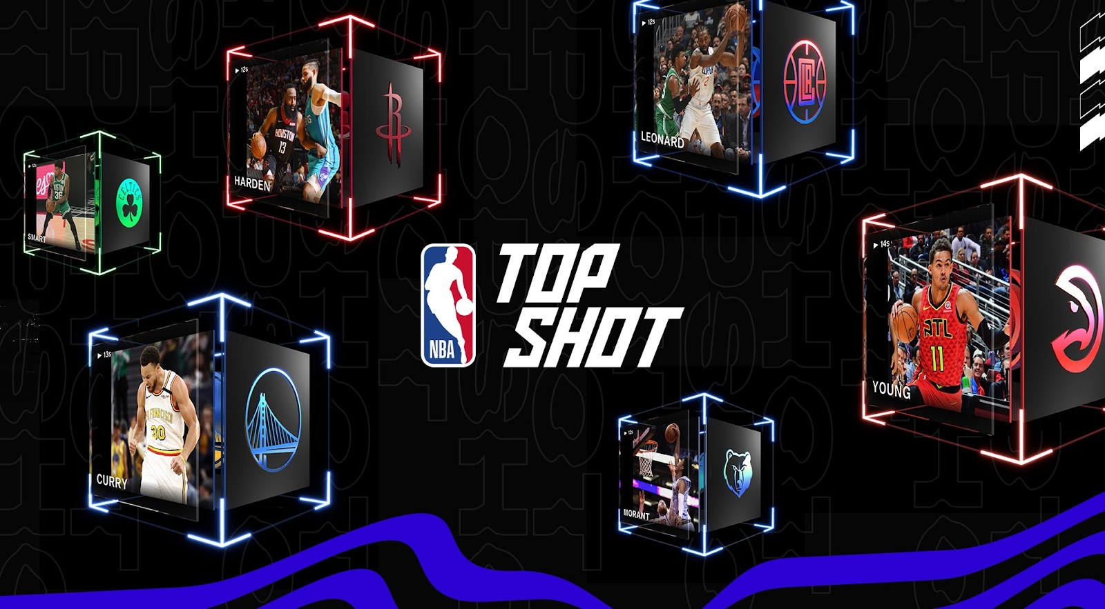 NBA Top Shot NFT | Credit: https://techcrunch.com/2020/05/27/cryptokitties-developer-launches-nba-top-shot-a-new-blockchain-based-collectible-collab-with-the-nba/