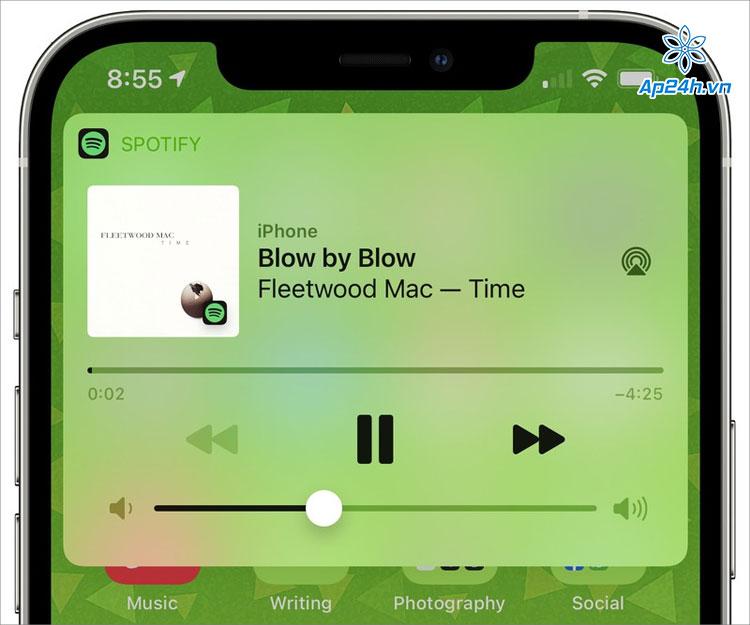 Bạn có thể chỉ định Siri chơi nhạc bằng ứng dụng yêu thích
