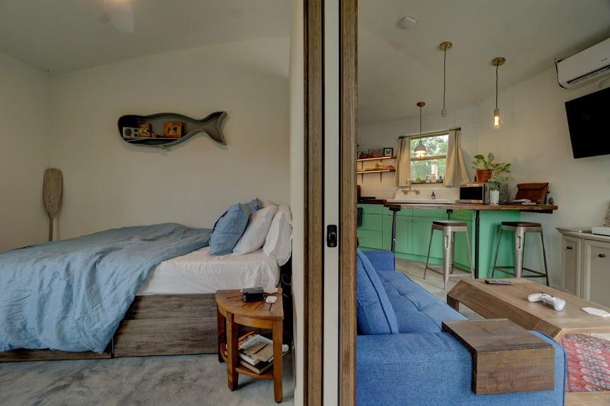 Tiny House Divider
