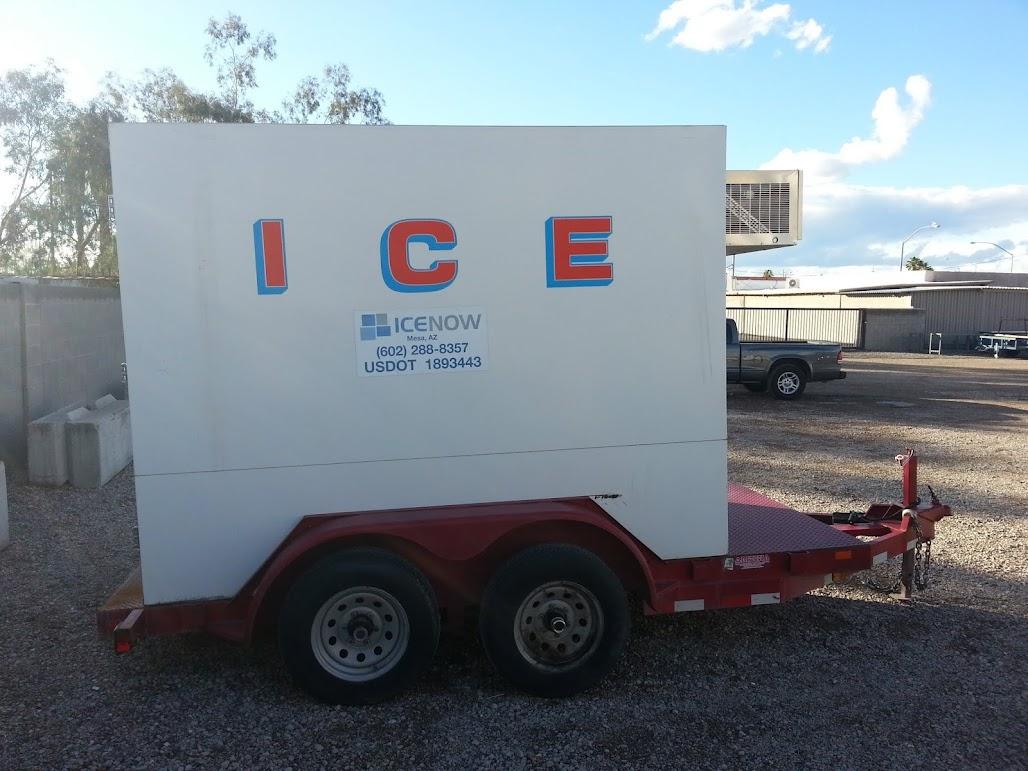 Ice Trailers Phoenix AZ Ice Now
