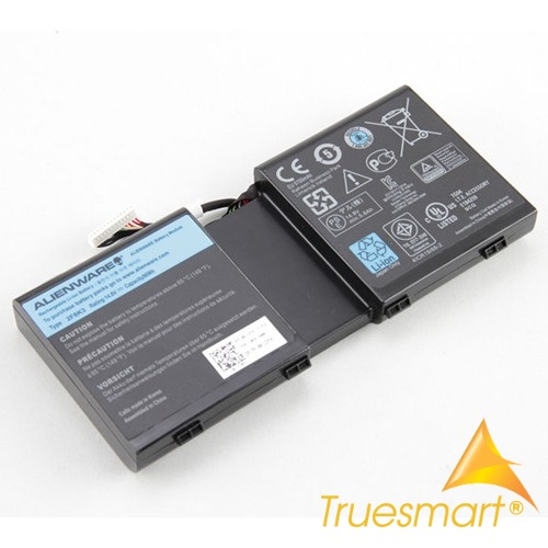 Thay pin laptop Dell Alienware Chính hãng