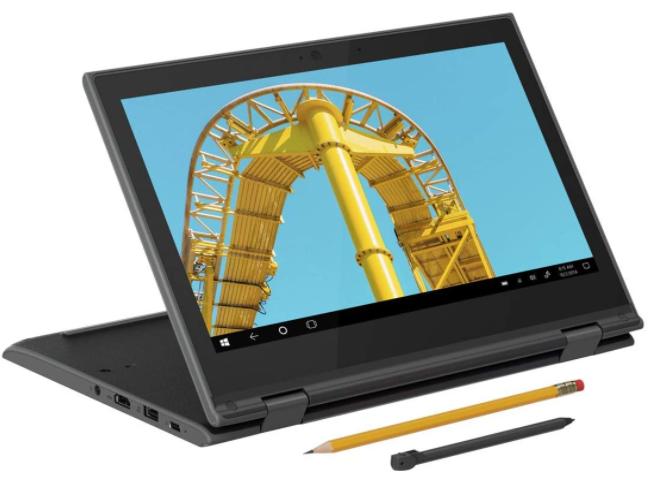 Imagem de Notebook modelo LENOVO   touchscreen 300e