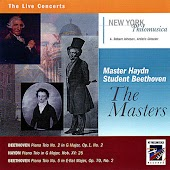 Master Haydn, Student Beethoven: The Masters