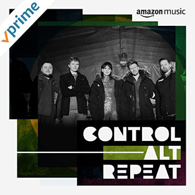 Control Alt Repeat Cover