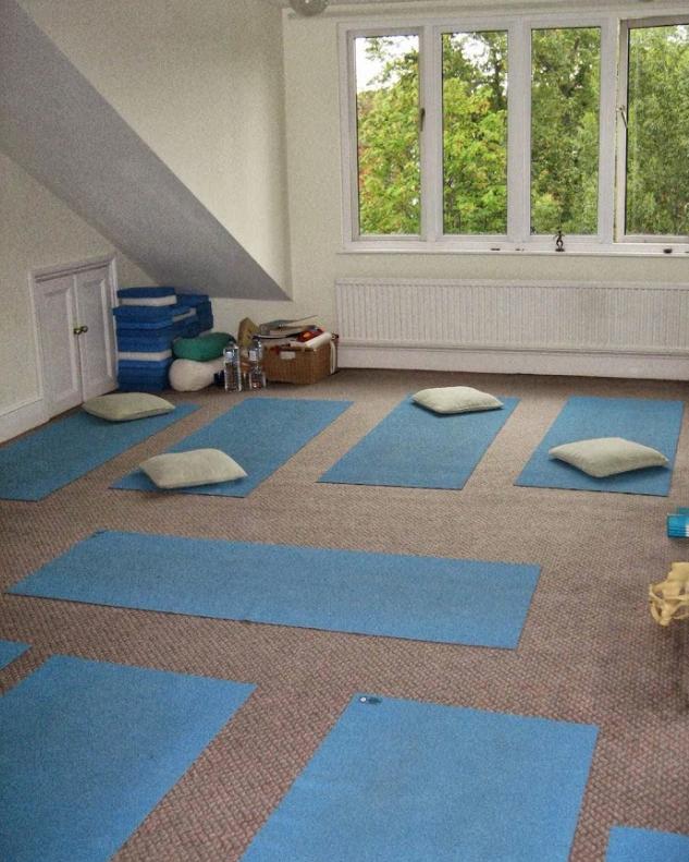 Kathleen's Yoga  | GoSweat | The 6 Best Streatham Yoga and Streatham Pilates