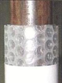 Pipe column wraps
