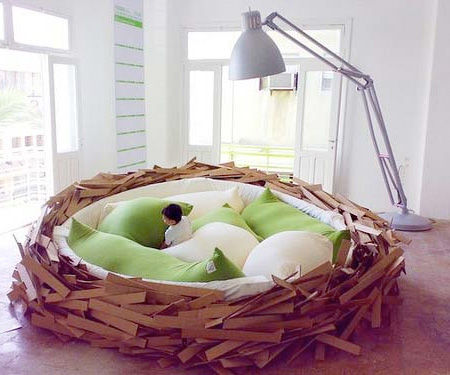 The Nest Bed