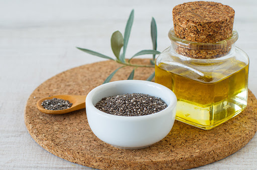 Chia Seed Oil