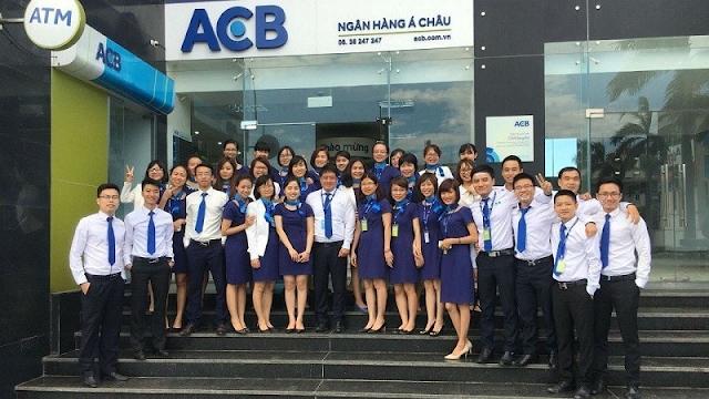 Đồng Phục Ngân Hàng ACB