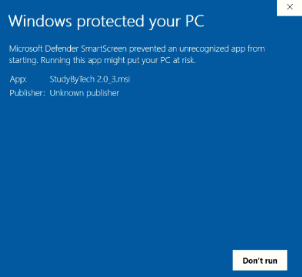 Window Protected PC