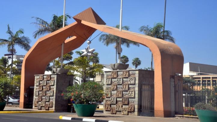 Tokeo la picha la photo of parliament building of Kenya view