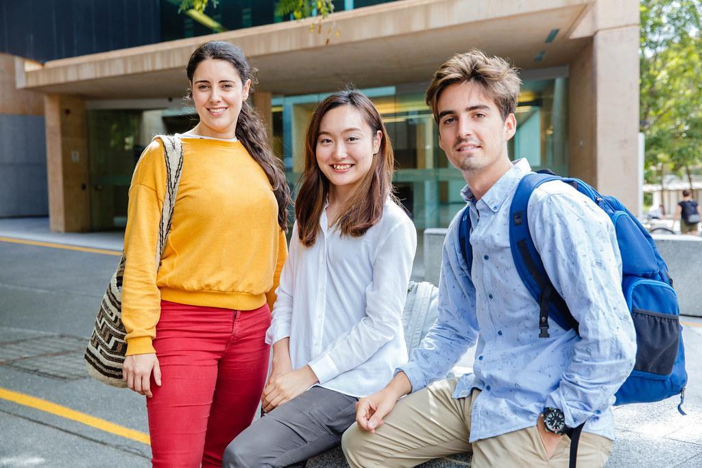Nhiều sinh viên quốc tế chọn Đức làm nơi học lên cao học