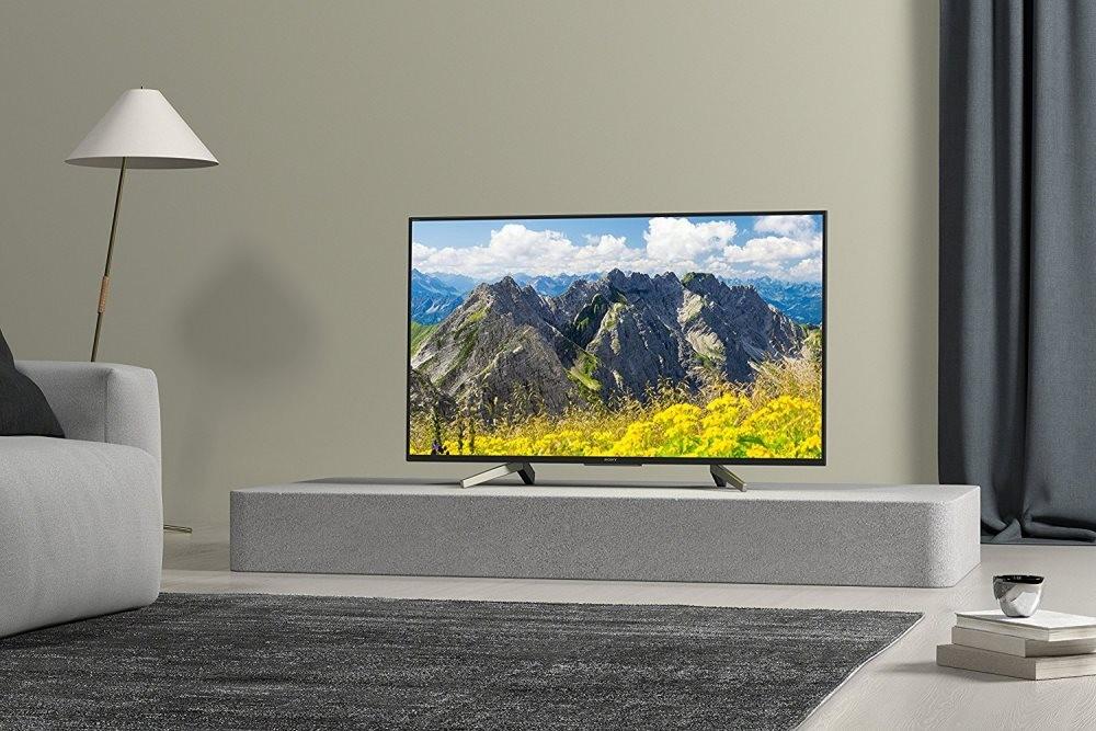Телевизор SONY 49XF7596