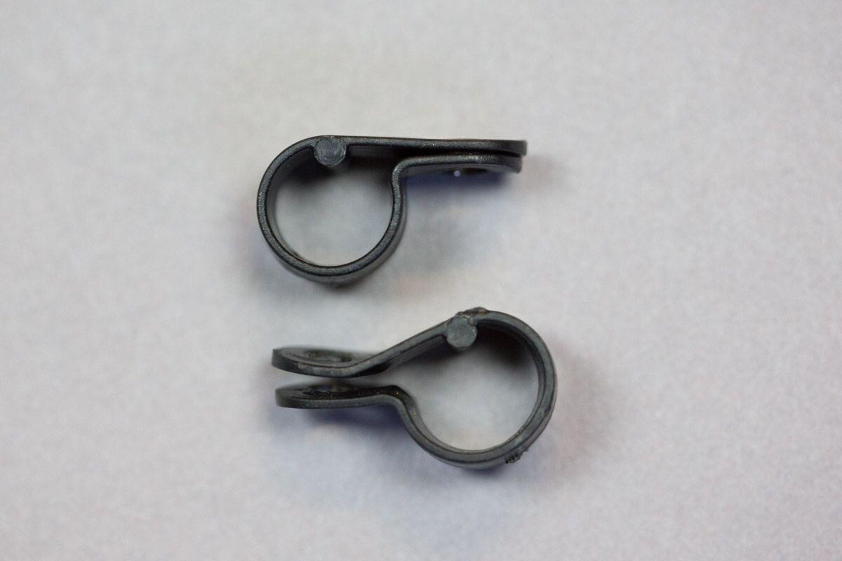 Lamborghini Aventador Teardown Wire Harness Black Molding Plastic Clips