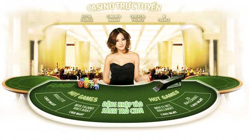 Có tới 26% dân số thế giới đều chơi casino trực tuyến