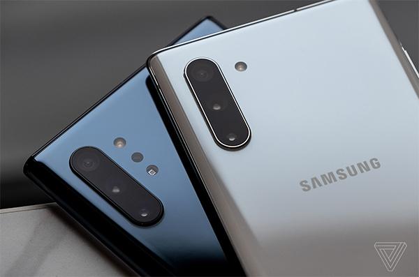 So sánh 2 phiên bản Samsung Galaxy Note 10 và Samsung Galaxy Note 10+