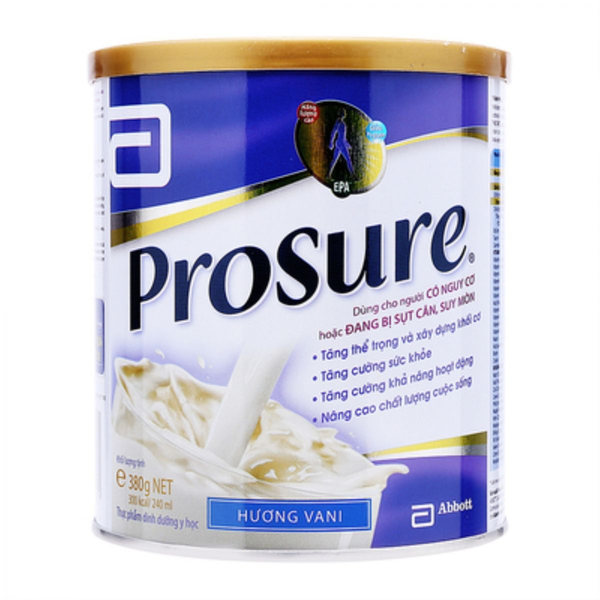 Sữa Prosure hương vani