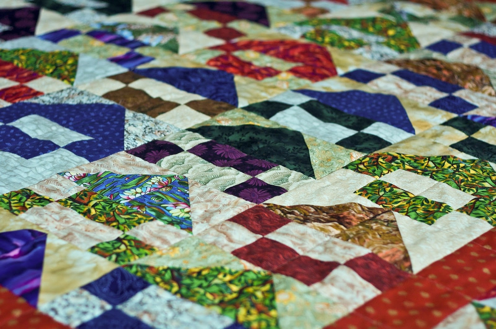 Manualidades patchwork artesania. Reciclar ropa
