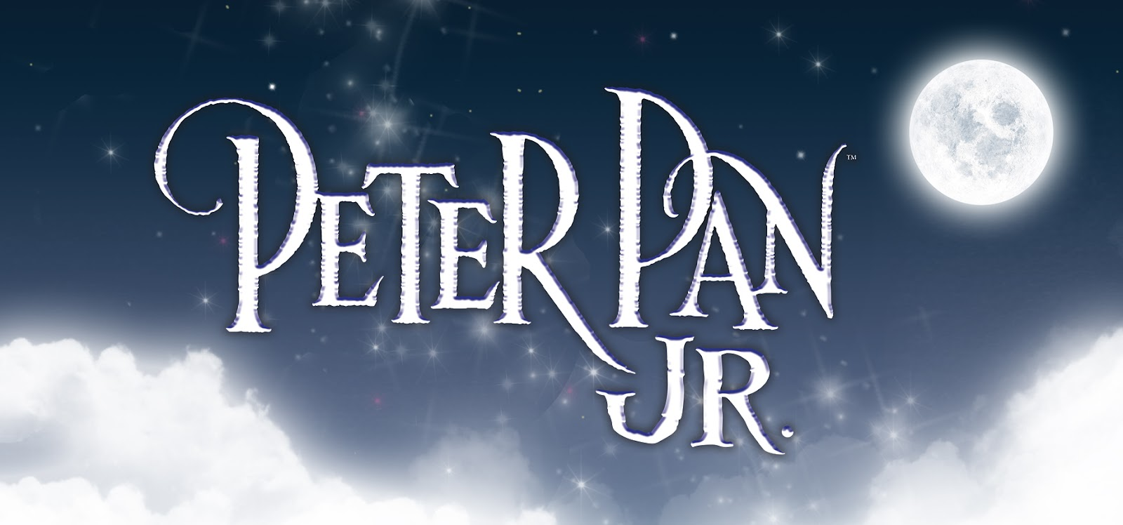 Image result for peter pan jr. moon logo