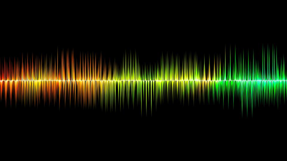 Sound, Wave, Voice, Listen, Digitalkunst