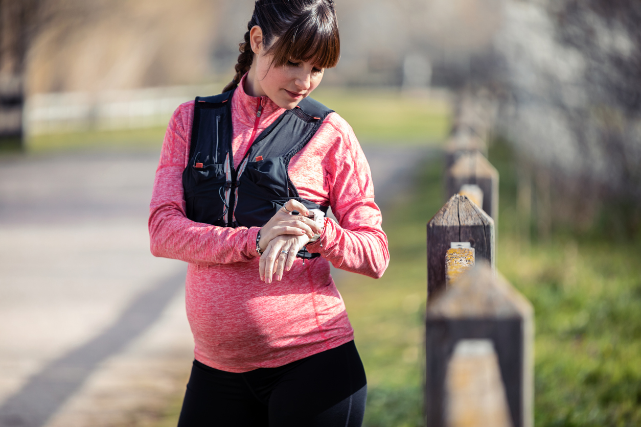Dýchanie a cvičenie v tehotenstve