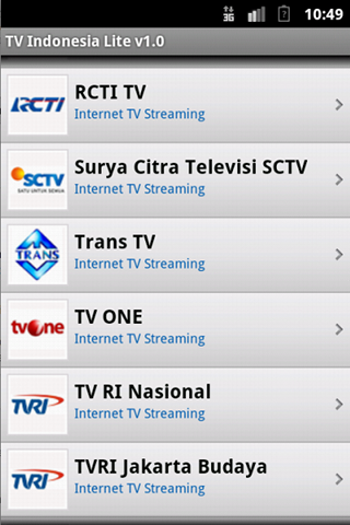 tv indonesia mobile apk new version | android app - Mobile Tv Indonesia